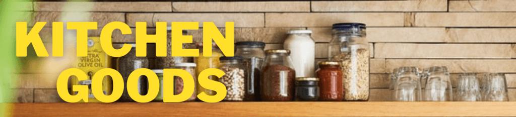 キッチン雑貨バナー